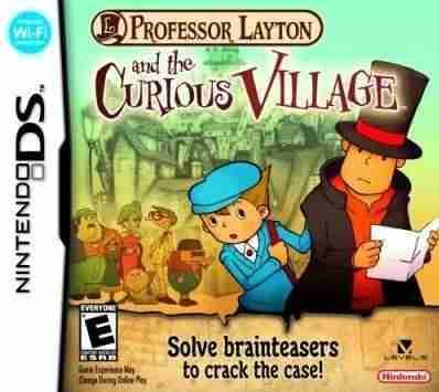 Descargar Professor Layton And The Curious Village [English] por Torrent